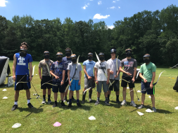 Archery tag with Prep 6.17